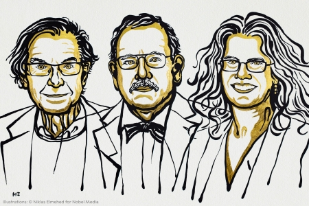 portrait nobel physics black holes