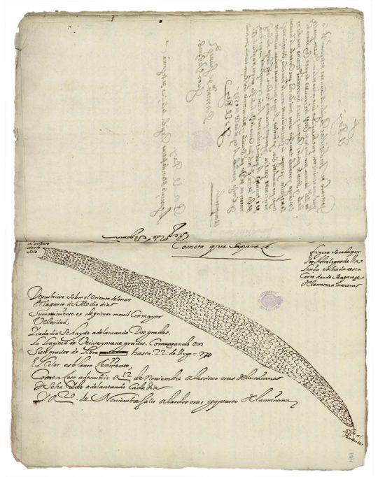 cometa codex