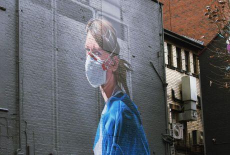 Foto mural pandèmia