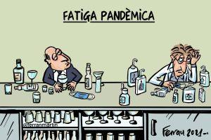 fatiga pandèmica