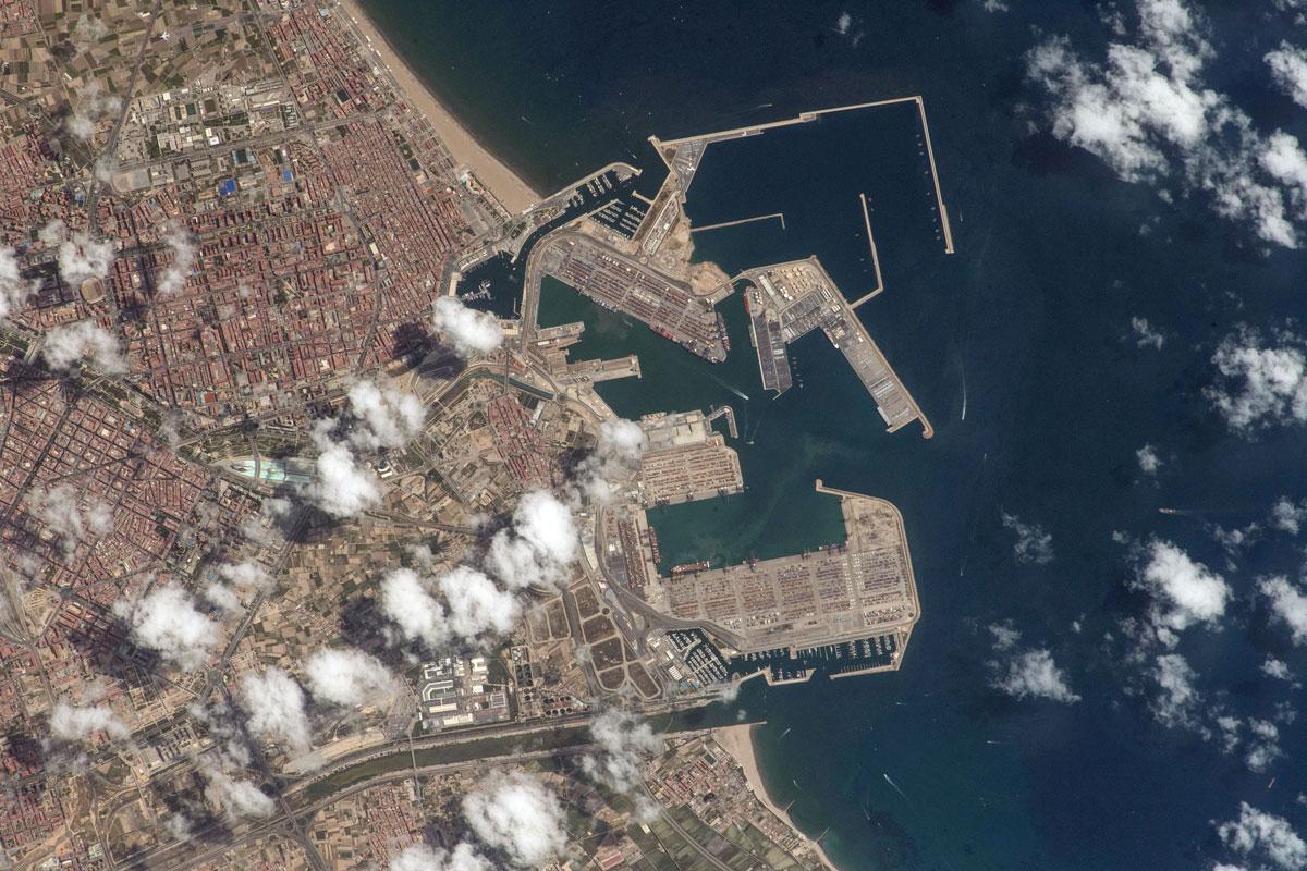 Ampliacio del Port de València