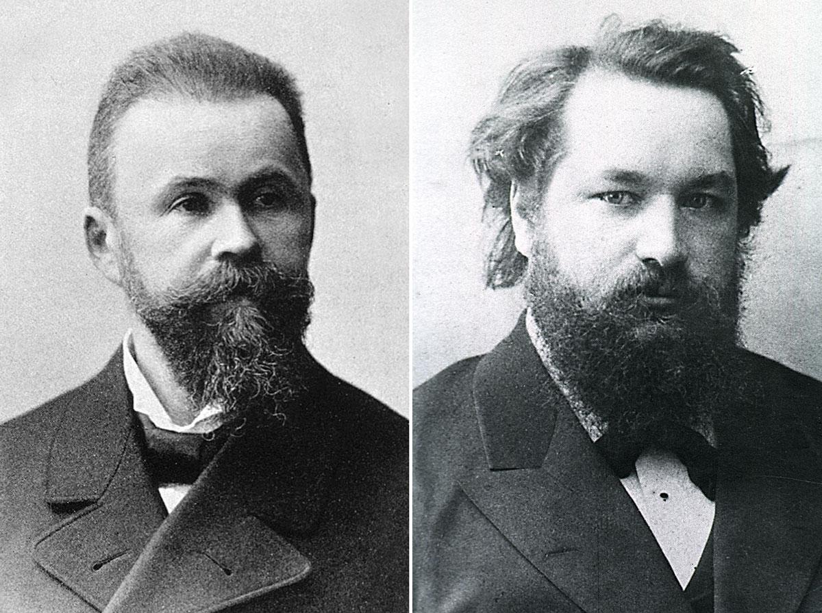Carl Wernicke i Sergei Korsakoff