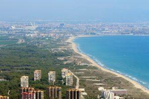 platges sud València