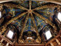 Cúpula restaurada de la catedral de València