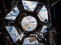 estació espacial internacional bogeries en òrbita