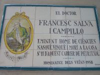 francesc salvà