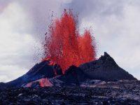 Erupció de tipus efusiu