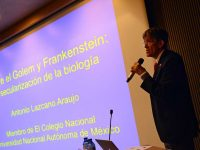 Frankenstein Antonio Lazcano