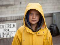 La jove Greta Thunberg
