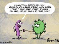tuberculosi pandèmies